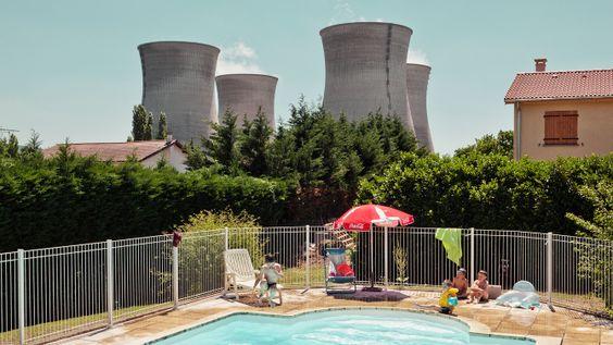 Vie chez la central - Andrea Pugiotto Photographer