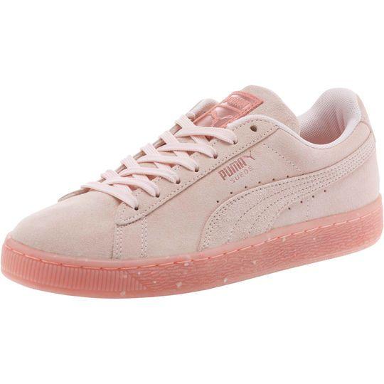 Suede Classic Glitz Women's Sneakers