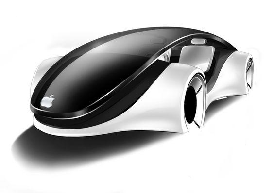 Apple iCar soll lat dem Wall Street Journal Realität werden: Bereits 2019 könnte das Concept des italienischen Designers Franco Grassi Wirklichkeit sein.