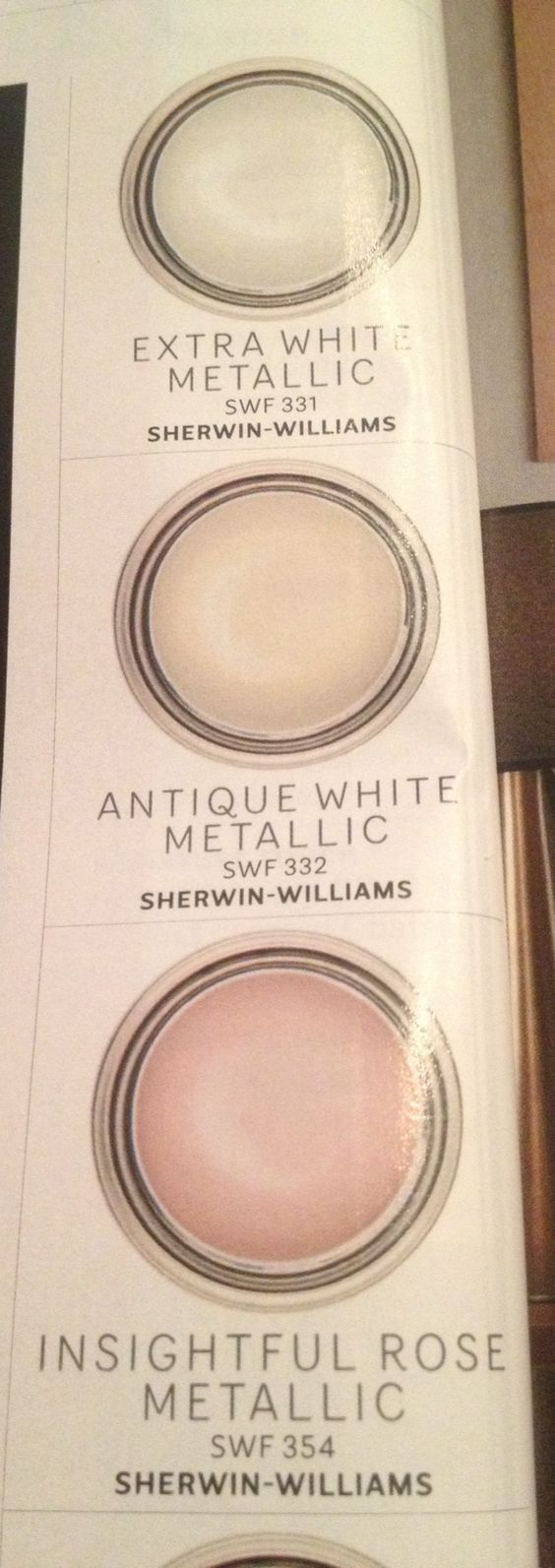 Metallic Paint Colors Sherwin Williams For The Home Pinterest Colors Metallic Paint