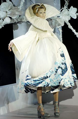 Dior, 67th anniversary special collection (haute couture).