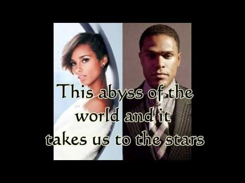 """Alicia Keys ft Maxwell- Fire We Make....I thought I would never want to hear her using """"fire"""" in a song in this life or next but Maxie saves this joint."""