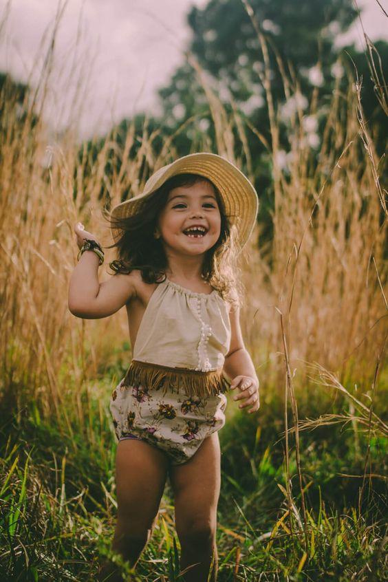 Fotos tumblr de crianças simples