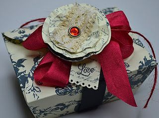 lovely gift wrap