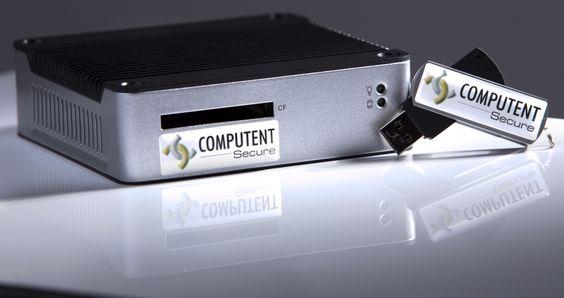 Remote Zugriff mit Secure Box | COMPUTENT GmbH