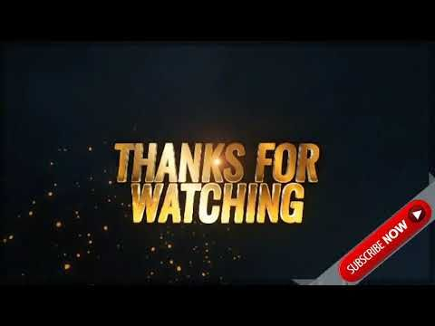 Tech Intro 360 Thanks For Watching Don T Forget To Subscribe First Youtube Video Ideas Video Design Youtube Intro Youtube