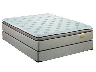 Legends Jumbo Pillowtop Full Mattress/Foundation