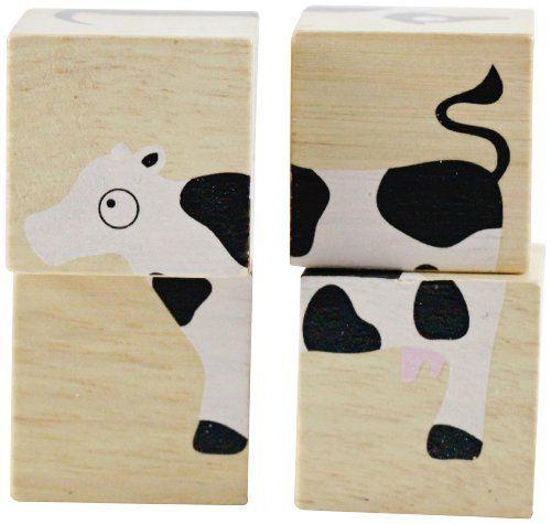 BeginAgain BuddyBlocks - Farm Animals:  , http://babyandtoddlertoyclub.blogspot.co.uk/p/blog-page.html #games,  toddler toys