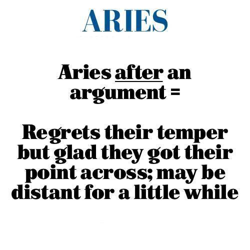 Horoscope Memes Quotes Aries Zodiac Facts Aries Funny Horoscope Memes