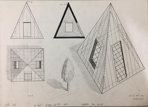 Mohammed AbuEbeidالرسم والاظهار المعماري (Arch. Drawing & Representation: