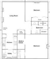 granny home floor plans - Google Search