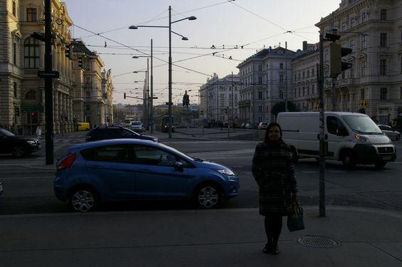 Visiting Vienna, Ausflug nach Wien