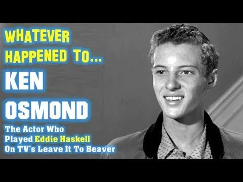 Whatever Happened To Ken Osmond Eddie Haskell From Tv S Leave It