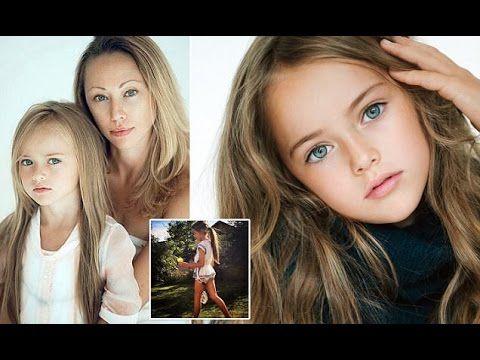 kristina pimenova mother worlds most beautiful girl