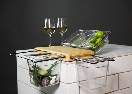 FRANKFURTER BRETT // The kitchen workbench by Johannes Schreiter & Joseph Schreiter — Kickstarter
