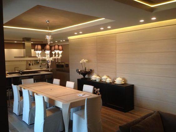 illuminare cucina sala da pranzo con faretti led - cerca con ... - Faretti Da Cucina