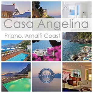 Casa Angelina, parel aan de kust van Amalfi