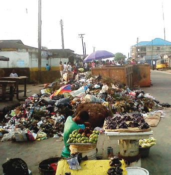 Road sweepers hold Cross River SSG hostage