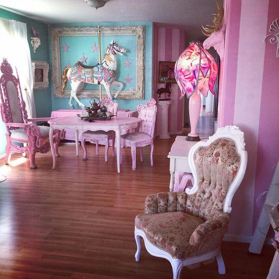 "kellyeden: "" Manic pixie dream house """