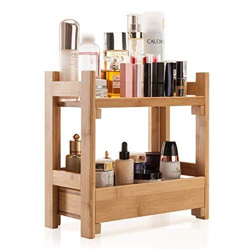 Gobam Makeup Organizer Holder Cosmetic Storage Bathroom O Https Www Amazon Com Dp B071x6v4w4 Re Bathroom Organisation Cosmetic Storage Makeup Organization