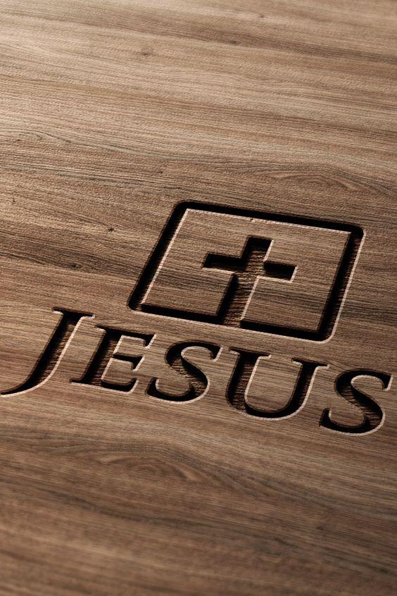 Jesus Christian iPhone Wallpaper / Bible Lock Screens