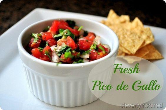 Fresh pico @cleverlyinspired