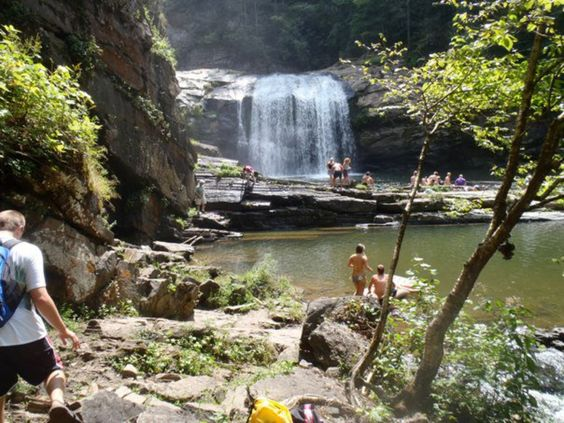 The Top 5 Swimming Holes Near Asheville https://rootsrated.com/stories/the-top-5-swimming-holes-near-asheville