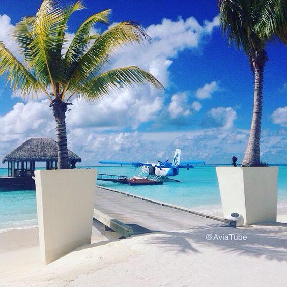 Write on the back of this one and send it par avion. #DHC6 #TwinOtter #Niyama #Maldives  #AviaTube #Aviation #Flying #Aircraft #Airplane #Airport #Flight #Avgeek #Travel #Planespotting #Pilot #Instagramaviation #Lifewelltravelled #BarefootPilots #GoProaviation #Aviator #Instapassport #Crewlife #Expat