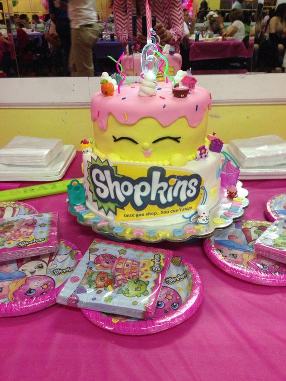Gianna's 6th birthday cake
