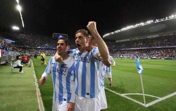 Las mejores imágenes del Málaga - Oporto de Champions
