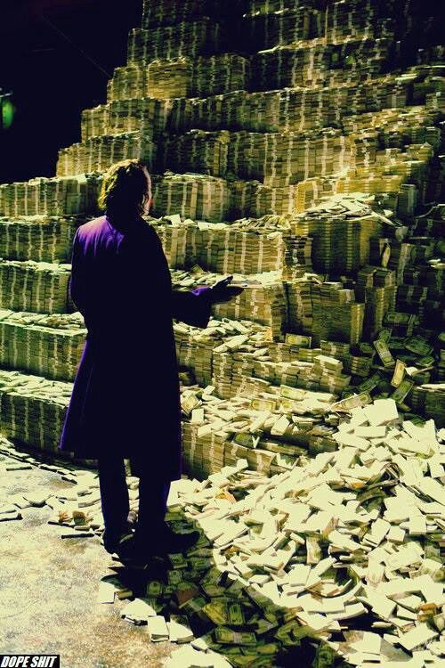 CASH Money :)