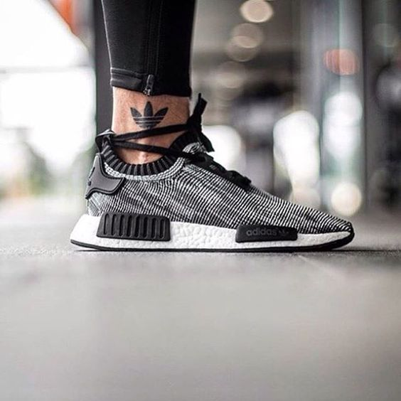 Adidas NMD Chukka Black Suede Release