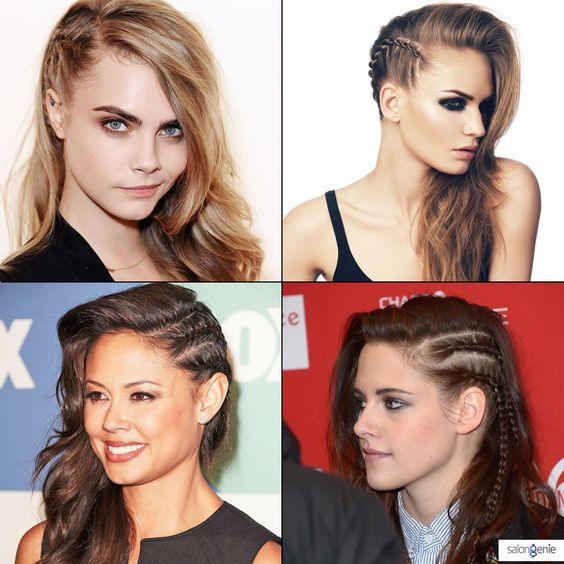 6 Perfect Prom Night Hairstyles – A Formal Hair Affair | http://www.salongenie.net/blog/6-perfect-prom-night-hairstyles/