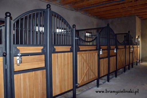 Boksy Dla Koni 7456349014 Oficjalne Archiwum Allegro Horse Barns Room Divider Home Decor