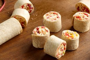 Green Chile Roll-Ups