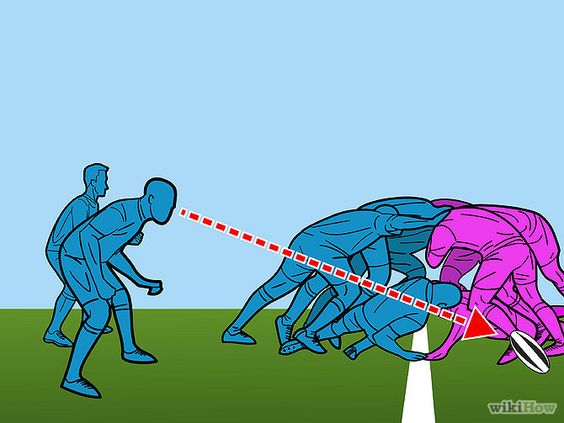How to Rugby Tackle Everyone That Runs at You: 6 Steps