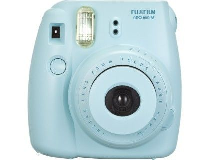 Fujifilm - instax mini 8 Instant Film Camera - Blue | @giftryapp