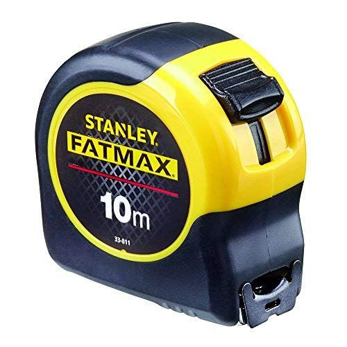 8m Metric Only STANLEY FATMAX Classic Tape with Blade Armor