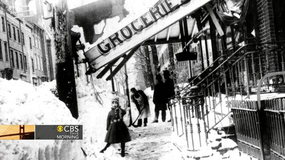 All That Mattered: The Great Blizzard of 1888