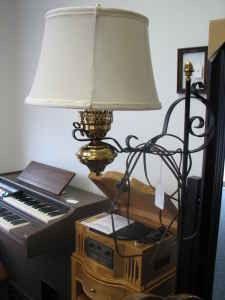 standing lamps - $15 (pleasant ridge dbjfam)