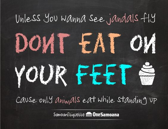 I'll be the first to admit it. I eat on my feet all the ...