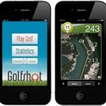 Great iPhone and Android app for golfers.