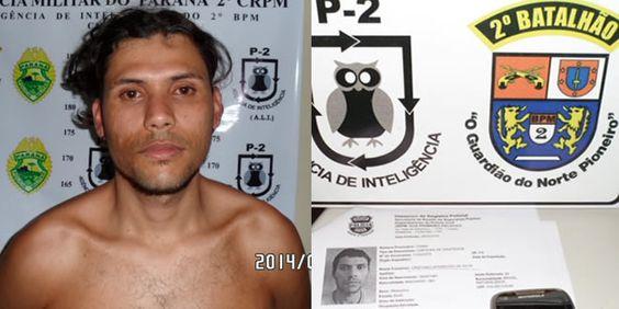 Polícia Militar recaptura foragido de cadeia pública - http://projac.com.br/noticias/policia-militar-recaptura-foragido-de-cadeia-publica.html