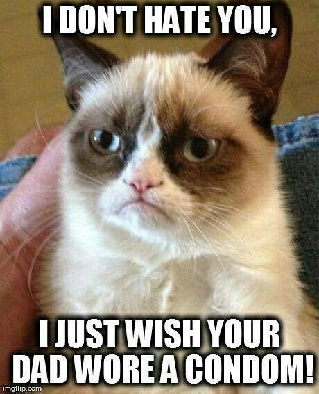 #grumpy #saveusthetrouble #testtubebaby