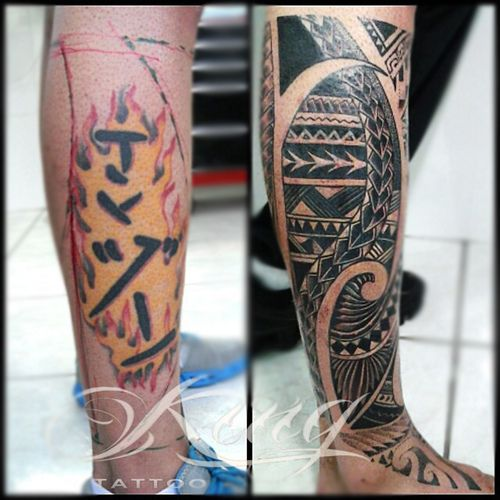 Maori Tattoo Cover Up: King Tattoos, Tattoo Studio And Maori On Pinterest
