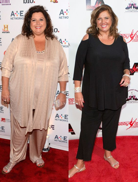 """""""Dance Mom's"""" Abby Lee Miller's Slim and Trim Transformation"""