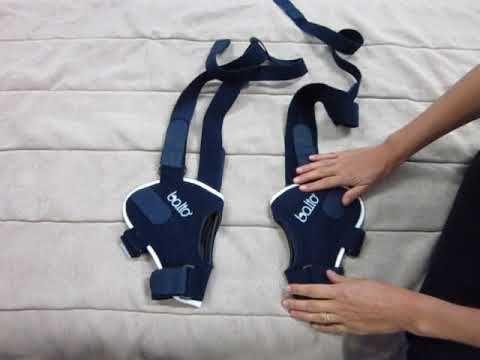 balto cruciate knee brace