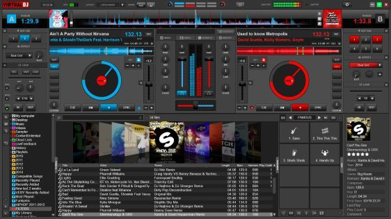 Virtual Dj Pro 2021 V8 5 6294 Full Multilenguaje Español Mega Dj Pro Digital Dj Dj Download