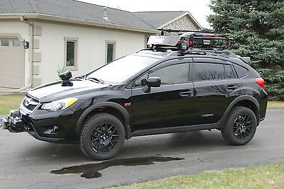 custom 2014 subaru xv crosstrek limited 20 000 in extras 3400 miles one owner car. Black Bedroom Furniture Sets. Home Design Ideas