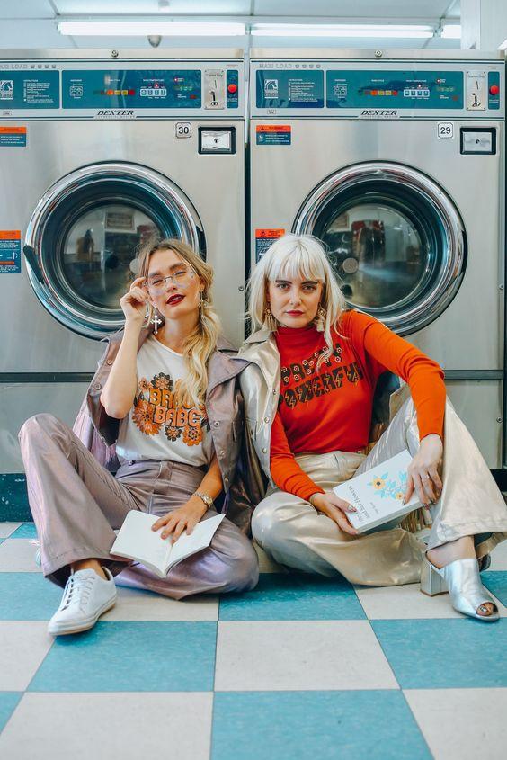 Making Magic at the Laundromat - Dazey LA